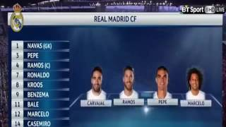 Highlight Final Liga Champion 28-05-2016. Real Madrid 1 - 1 Atletico Madrid