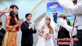 Chú rể hát tặng cô dâu gây sốt một thời - Nô Lệ Tình Yêu