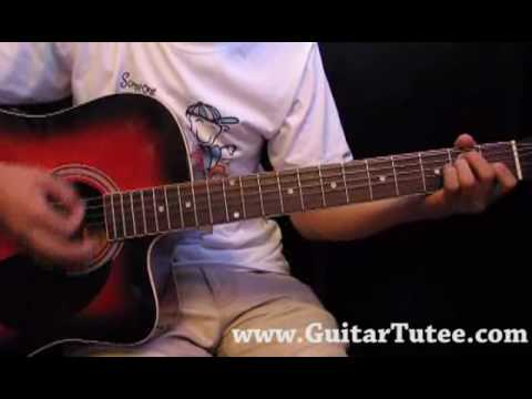 Charice - Pyramid, by www.GuitarTutee.com