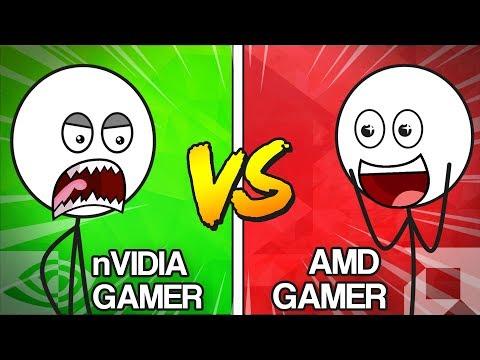 Xxx Mp4 NVIDIA Gamers VS AMD Gamers 3gp Sex
