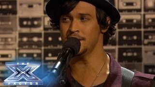 """Alex & Sierra Are """"Addicted To Love"""" - THE X FACTOR USA 2013"""
