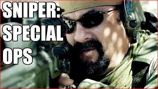 Sniper: Special Ops - Movie Review