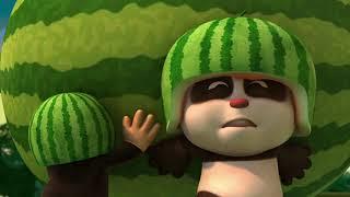 Krtek a panda epizoda 11 - Velký meloun
