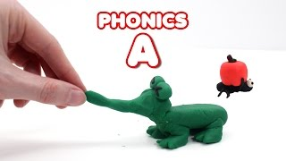 "Phonics - The Letter ""A"" (short sound) 
