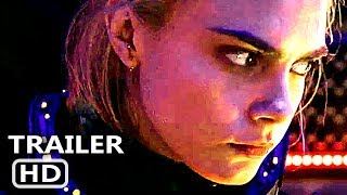 VALERIAN Final Trailer (2017) Cara Delevingne, Sci Fi Movie HD