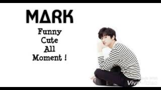 NCT Mark Lee Funny Cute All moment