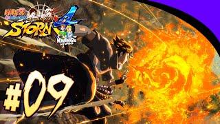 Naruto Shippuden Ultimate Ninja Storm 4: Ep 9 Death of TEAM 7!