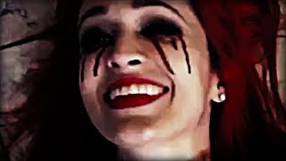 Blaire White but as a horror movie