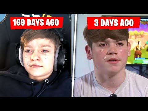 5 Youngest Fortnite Streamers Who Ruined Their Careers
