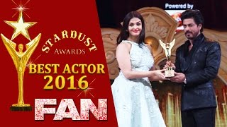 Shahrukh Khan - Editor's Choice Best Actor 2016 - FAN Moive