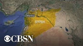 U.S. troops killed in Syria bombing; ISIS claims responsibility
