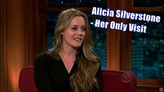Alicia Silverstone - They Almost Dated Back In The Day - Her Only Time With Craig [480p]
