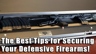 Hidden Gun Safes -The SecureIt Fast Box - TWS: Ep. 04