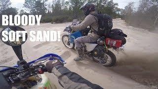 Simpson Desert Shakedown! Crossing Little Desert Part 2!