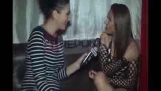 Jeta e nates ne Tirane   interviste nga Report 1 tv ,  ju lutem vetem + 18 vjec