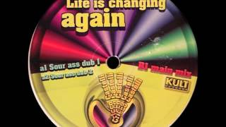 Cricco Castelli - Life Is Changing Again (Sour Ass Dub 2)