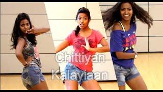 Chittiyan Kalayiaan    Learn Dance Steps    Roy