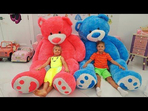 Xxx Mp4 Diana And Roma Play With Giant Teddy Bears 3gp Sex