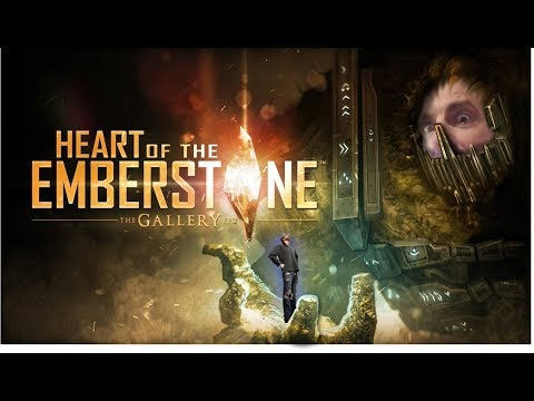 Heart of The Emberstone (Labyrinth in VR) First hour walkthrough and commentary