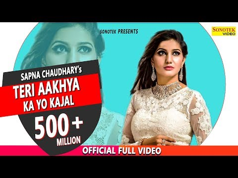 Xxx Mp4 Teri Aakhya Ka Yo Kajal Superhit Sapna Song Sapna Chaudhary New Haryanvi Song 2018 Sonotek 3gp Sex