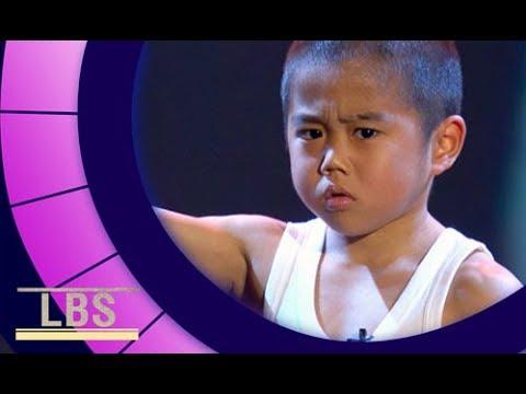 Xxx Mp4 Meet Mini But Mighty Bruce Lee Kid Ryusei Little Big Shots Aus Season 2 Episode 1 3gp Sex