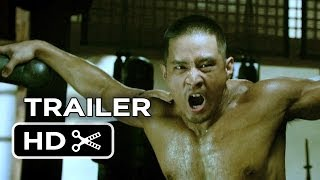 The Wrath of Vajra Official Trailer 1 (2014) - Martial Arts Movie HD