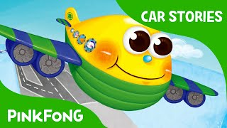 Zooming with Clover | Car Stories | PINKFONG Story Time for Children