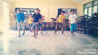 Filipino vines - work rihanna cover by: alisig dance crew