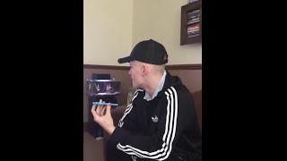 Irish Man Babe Station Prank Call