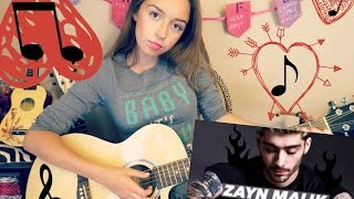 PillowTalk Guitar tutorial! 2 CHORDS! NO CAPO!  BEGINNERS!