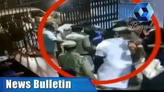 News @ 12 PM:  മുഖ്യമന്ത്രി പിണറായി വിജയനെ ചവിട്ടി അറബിക്കടലില് ഇടുമെന്ന് AN രാധാകൃഷ്ണന്