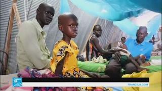 مجاعة في جنوب السودان