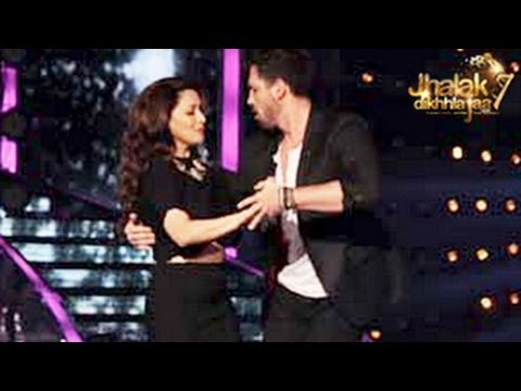 Madhuri Dixit's SEXY DANCE in Jhalak Dikhla Jaa 7 14th june 2014 FULL EPISODE 3 -- SURPRISE !!
