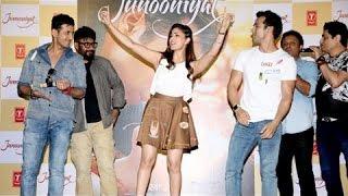 Junooniyat Trailer Launch 2016 | Pulkit Samrat, Yami Gautam, Meet Bros