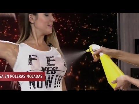 Francisca Undurraga Poleras Mojadas HD