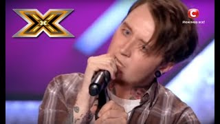 Red Hot Chili Peppers - Californication (cover version) - The X Factor - TOP 100