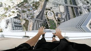 GoPro: Skyscraper Handstand in Tel Aviv with Jason Paul