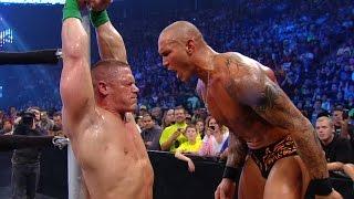 John Cena vs. Randy Orton -
