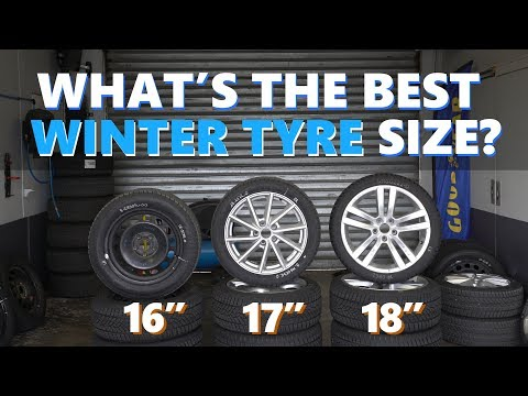 Xxx Mp4 The Differences Between 16 17 And 18 Inch WINTER Tyres Tested And Explained 3gp Sex