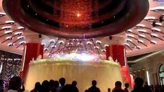 The Amazing Diamond Show at the  The Galaxy Hotel, Macau