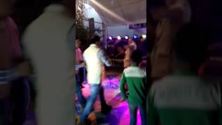 Funny dance at marriage ceremony