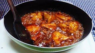 Resep dan Cara Memasak Ayam Kecap Simpel Enak