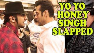 Before Gauhar Khan, Yo Yo Honey Singh SLAPPED by Bollywood Actor