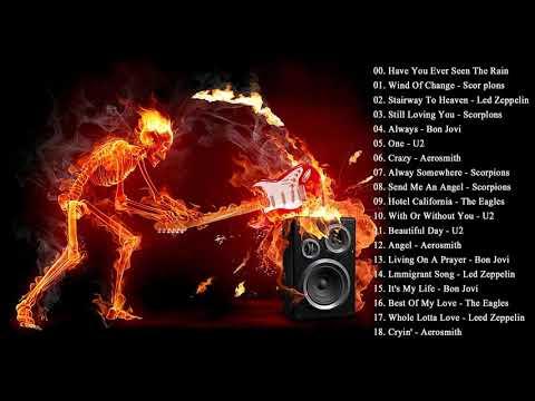 Scorpions Bon Jovi The Eagles Aerosmith U2 Led Zeppelin Now That s What I Call Power Ballads