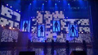 Black Eyed Peas - The Time (Dirty Bit) - American Music Awards 2010-LIVE) HD