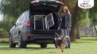 TecTake - Single transportation dog crate box