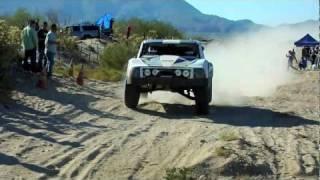 Fox Racing Shox When it Counts -  2010 SCORE BAJA 1000