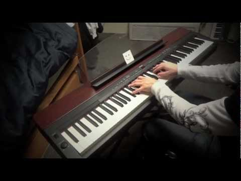 Kelly Clarkson - Because Of You - Piano Solo