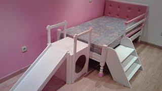 cama de menina