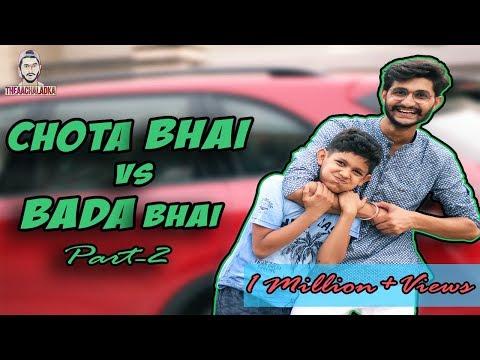 Xxx Mp4 CHOTA BHAI VS BADA BHAI Part 2 TheAachaladka 3gp Sex